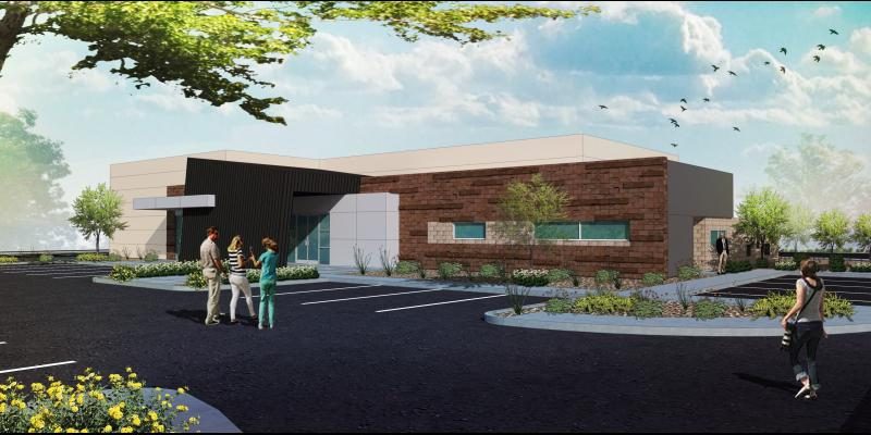 Mental Health Clinic & Psychiatric Hospital | Desert Parkway